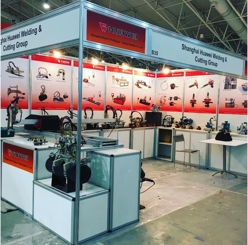 Huawei at metal steel saudi arabia 2016 huawei welding for Aluminum kitchen cabinets saudi arabia